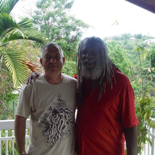 Robert Flake & Bob Andy, flashing in JA!\\n\\n14/06/2015 09:59
