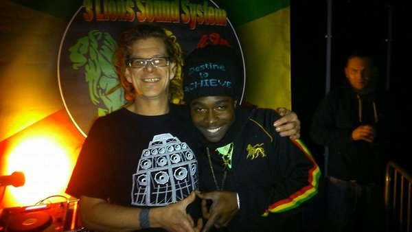 Swampy & Jabesh representing at Dub Cub Leicester, bless up bredrin!\\n\\n13/05/2015 17:05