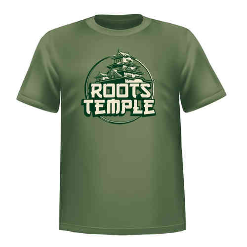 Roots Temple T-Shirt