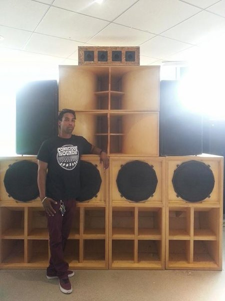 Bless Gene Reuban of Dub Connection Soundsystem, Ital Tees touch down in a Toronto Canada, Sound System an international ting with a universal message! One Love!\\n\\n17/05/2015 10:09