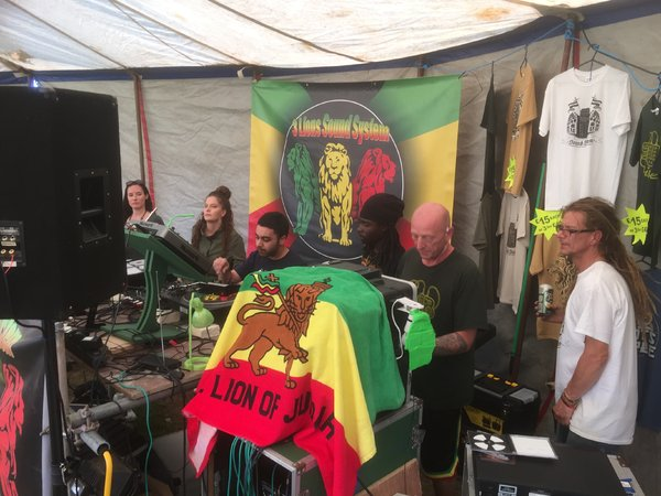 One Love Festival 2015, Ital Tees teams up with 3 Lion Sound System in the Lively up Arena with Indica Dubs.\\n\\n06/12/2015 20:29